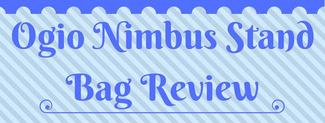Ogio Nimbus Stand Bag Review